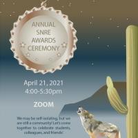 Annual SNRE Awards Ceremony 2021