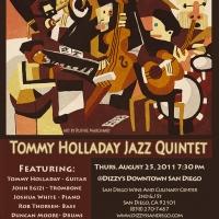 Tommy Holladay Jazz Quintet